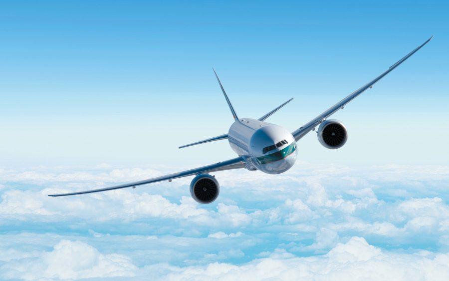 Авиаперелет на дальние расстояния