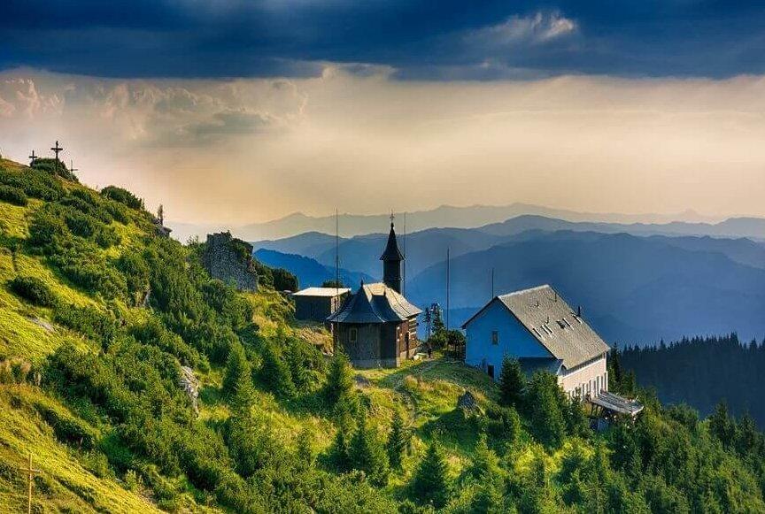 Путешествие в страну Молдавию