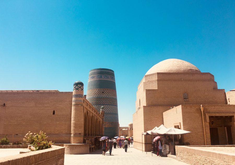 Путешествие в Узбекистан