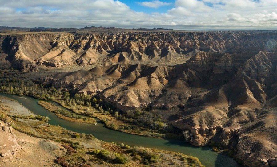 Путешествие в Казахстан без загранпаспорта