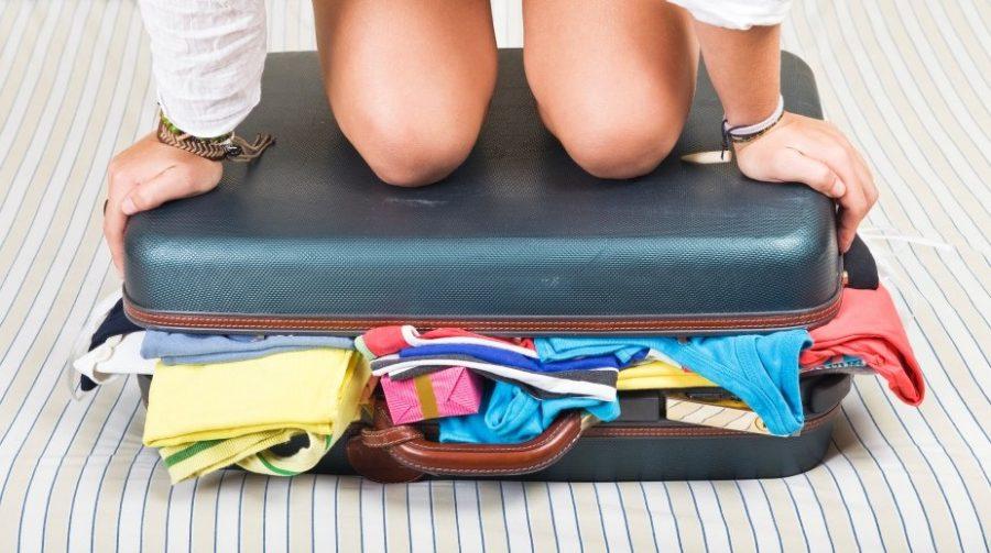 Быстро собрать чемодан в отеле