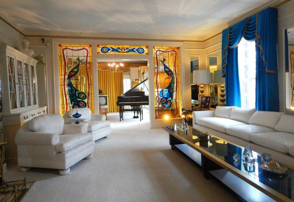 Дом музей Элвиса Пресли