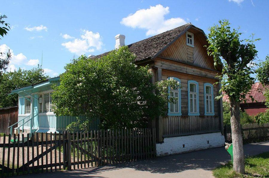 Дом музей Юрия Гагарина