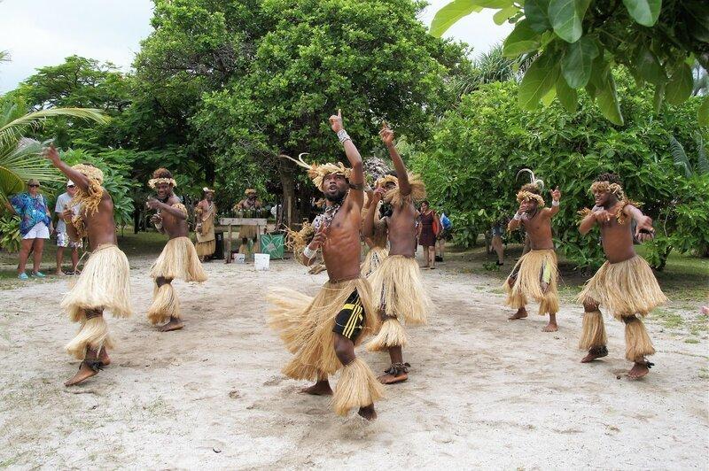 Фестиваль тихоокеанских островов в Калифорнии