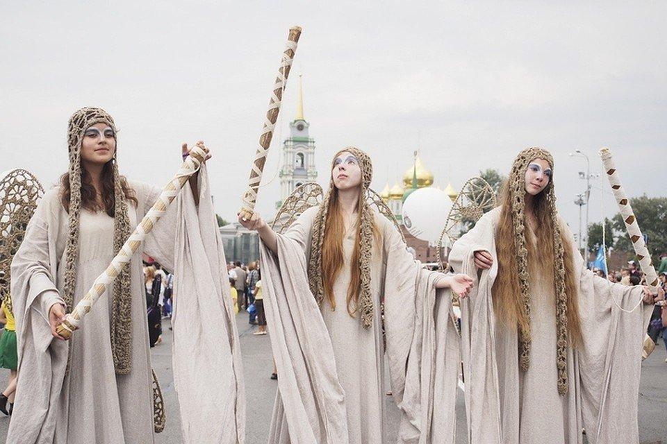Фестиваль «Театральный дворик»