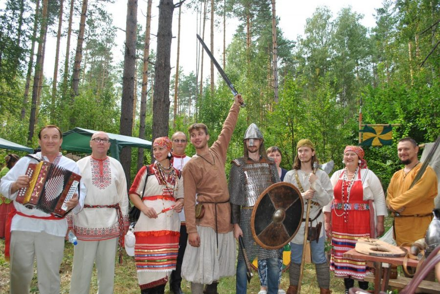 Фестиваль «Золотаревское городище — перекресток цивилизаций»