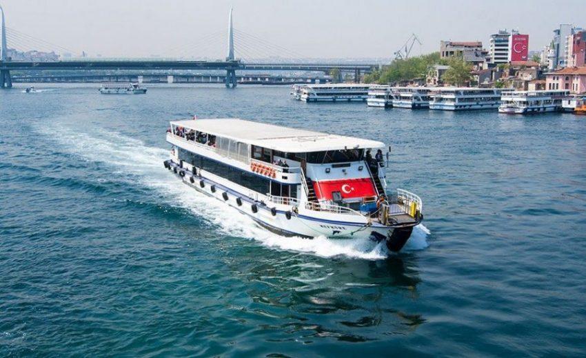 Водный транспорт в Стамбуле
