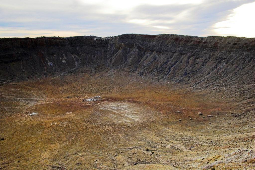 Попигайский огромный кратер