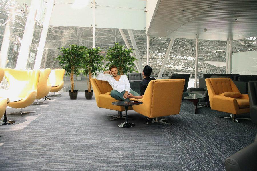 Lounge Key в аэропорту Внуково