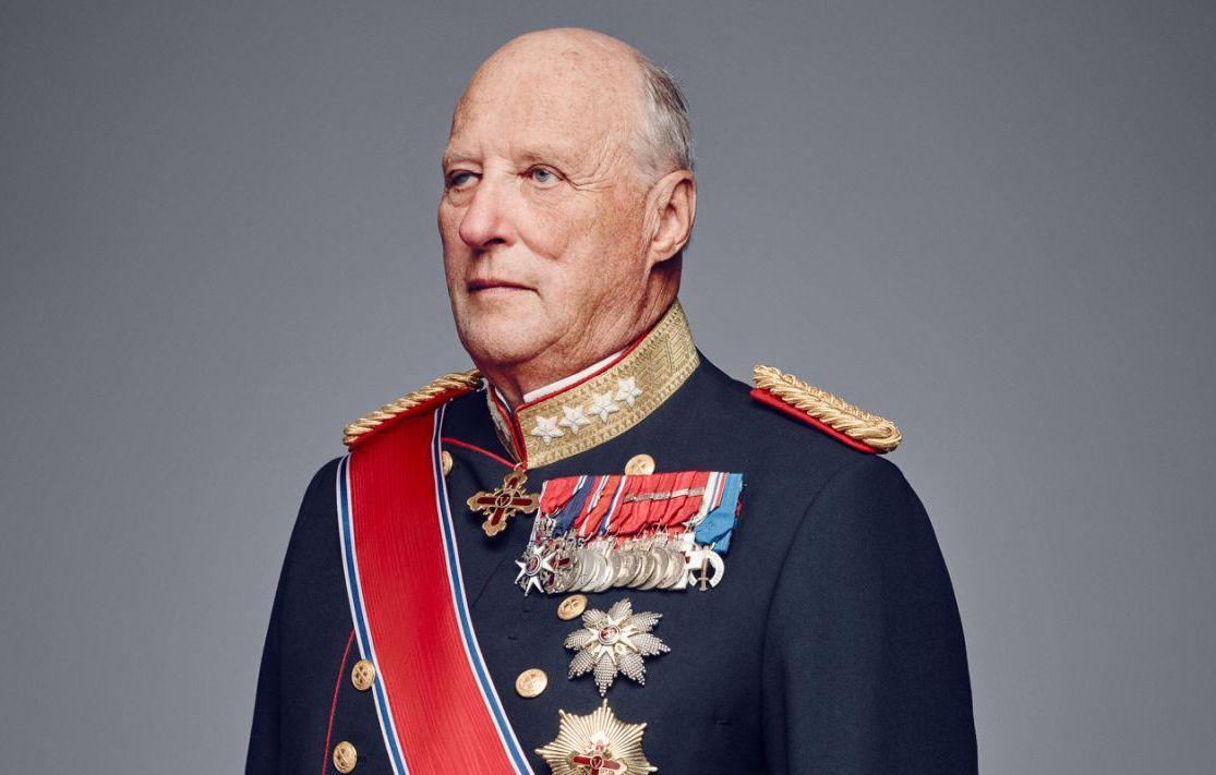 Король Харальд V в Норвегии