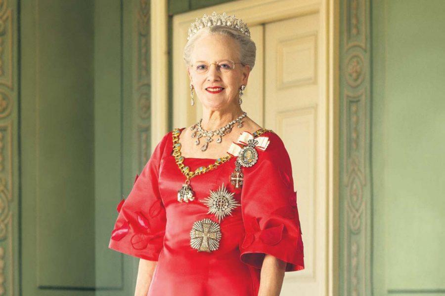 Маргрете II королева в Дании