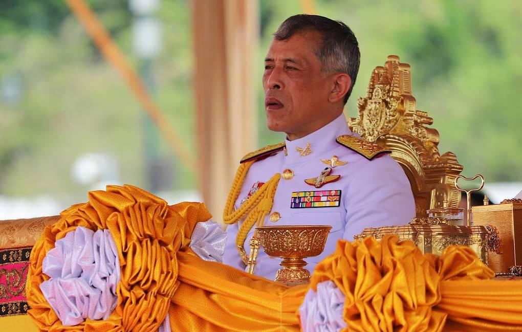 Маха Ваджиралонгкорн Бодиндрадебаяварангкун