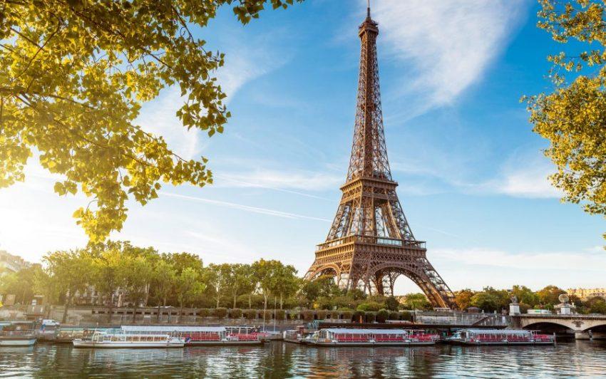Париж для любителей фото