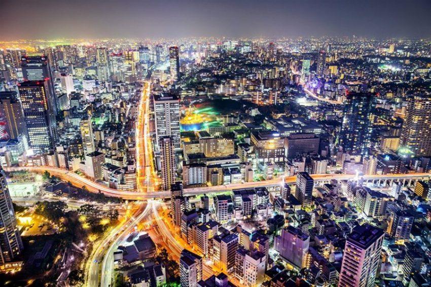 Токио, Япония для любителей фото