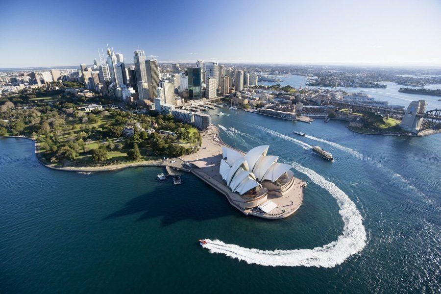Сидней, Австралия для любителей фото