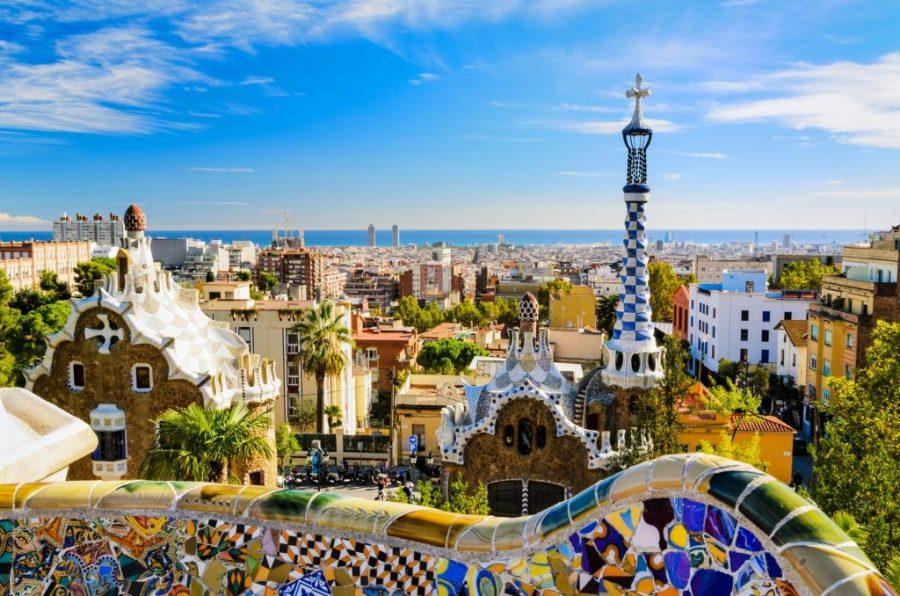 Барселона для любителей фото