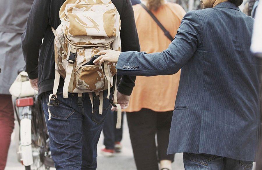 Ограбление путешественника