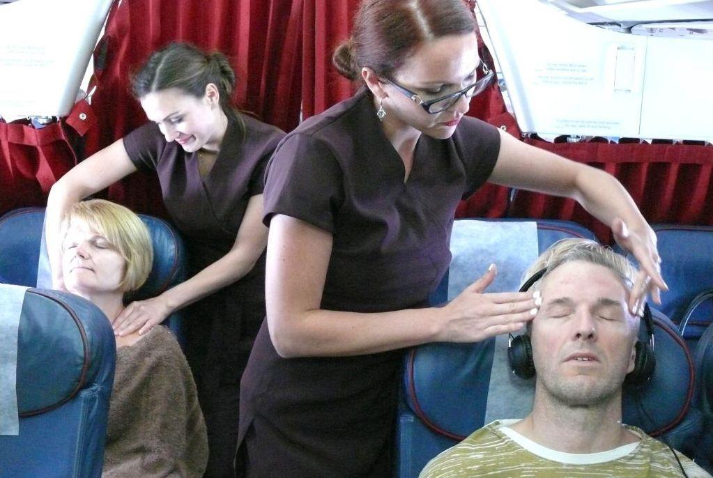 Эйр Мальта воздушный массаж