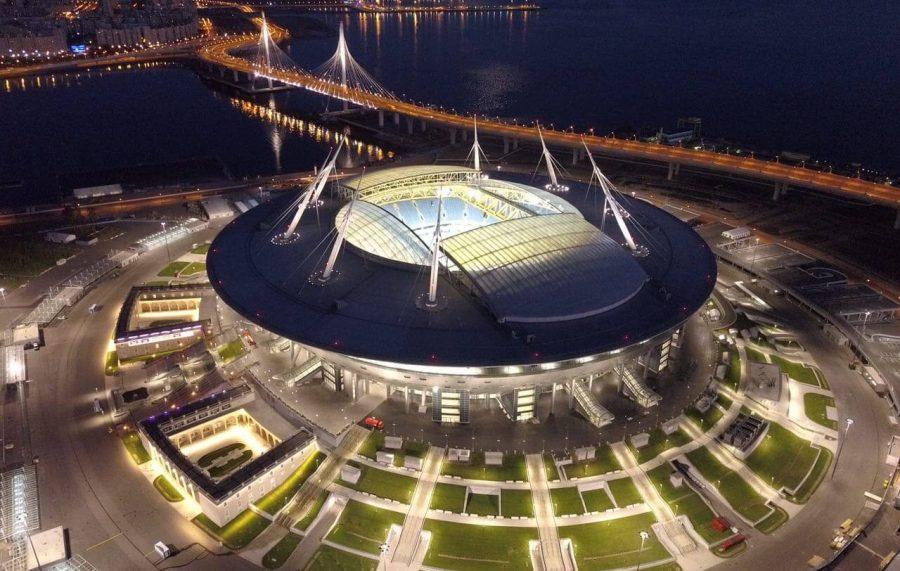 «Арена» в Санкт-Петербурге