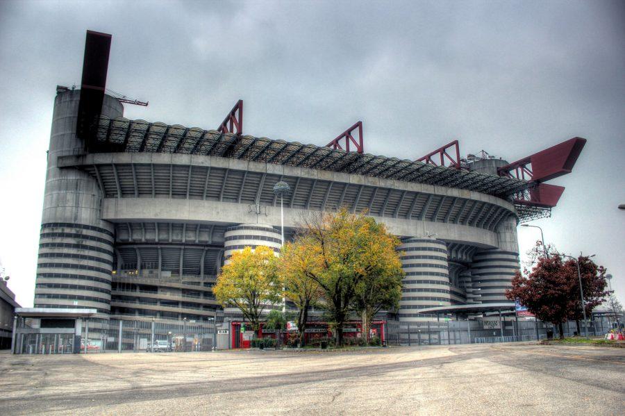 Миланский стадион «Сан Сиро»
