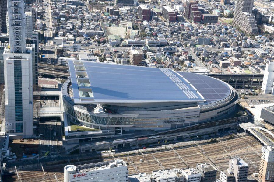 «Сайтама Супер Арена» в Японии