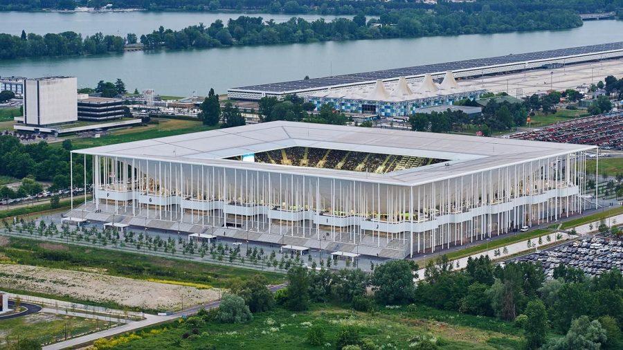 Стадион Матмют Атлантик в Бордо