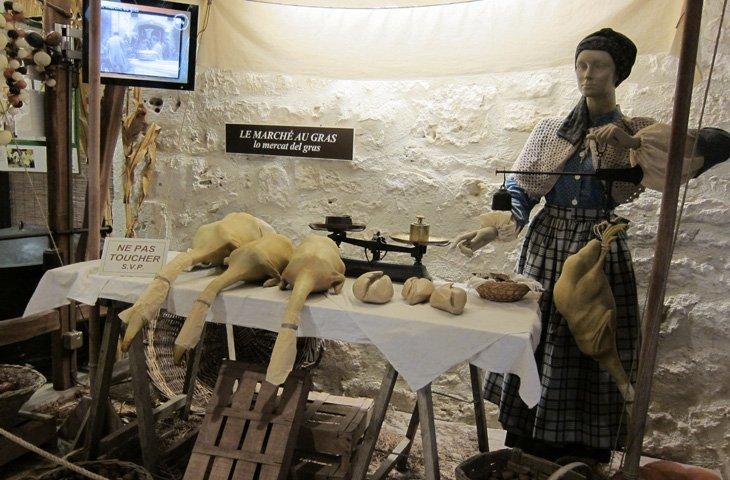 Музей фуа-гра во Франции