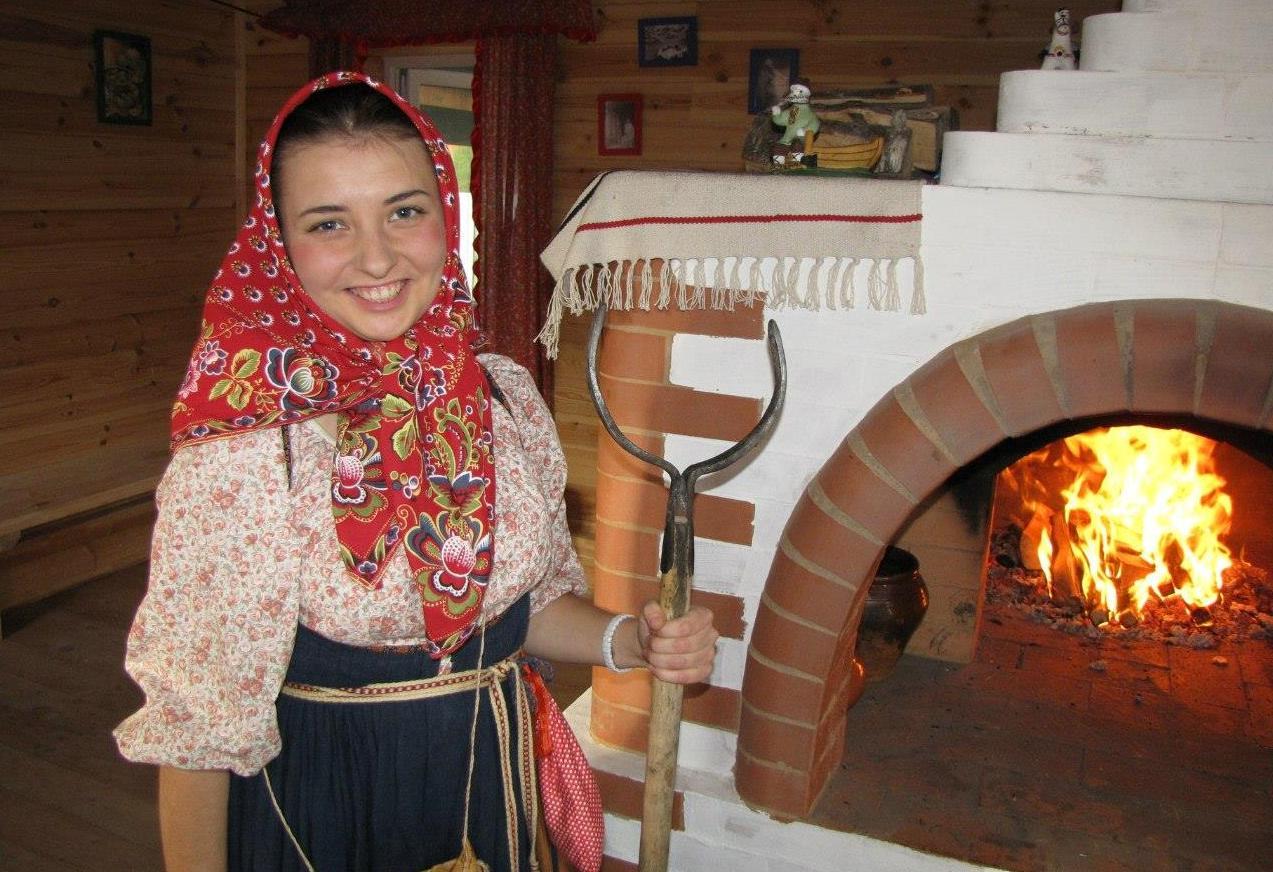 Музей «Еда России» в поселке Жаворонки