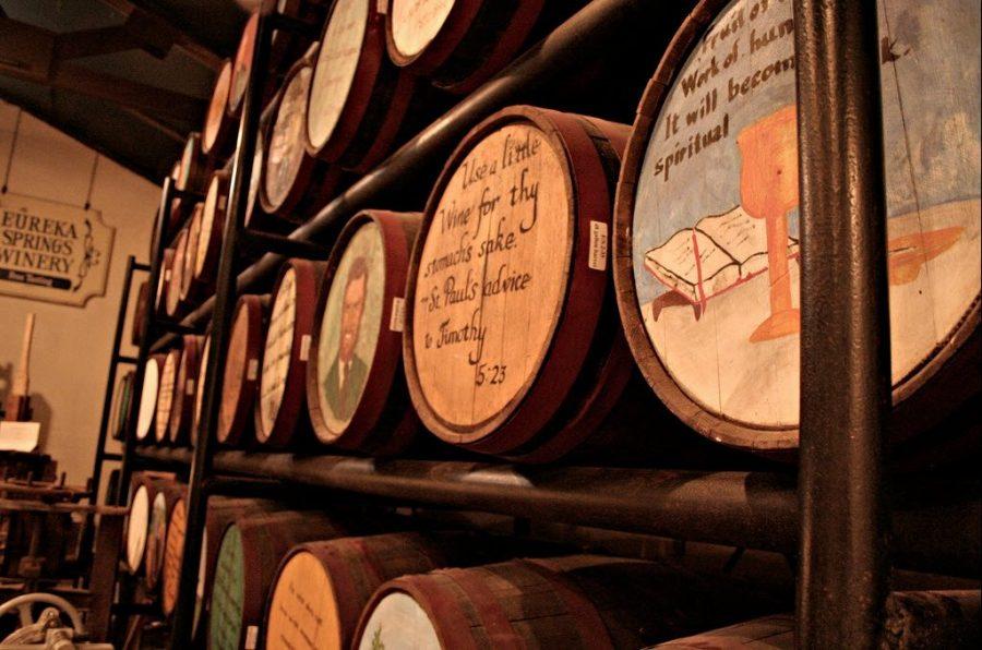 Крупный музей вина во Франции