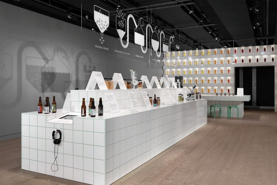 Музей спиртного в Швеции
