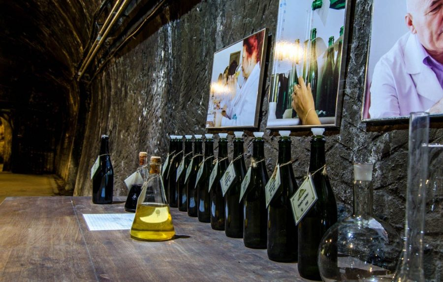 Музей шампанского в России