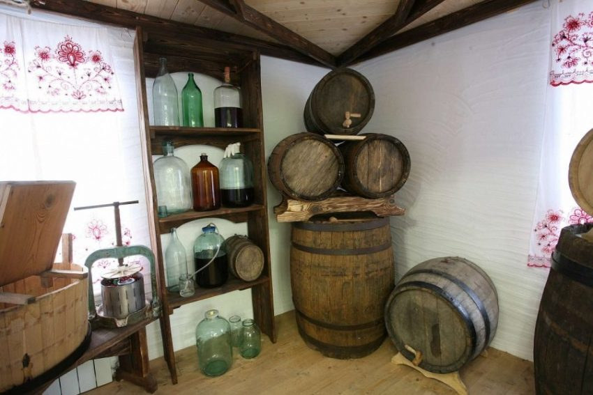 Музей истории вина в России