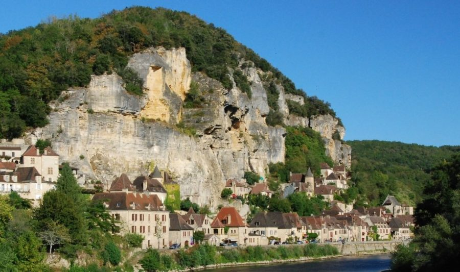 La Roque-Gageac, Франция