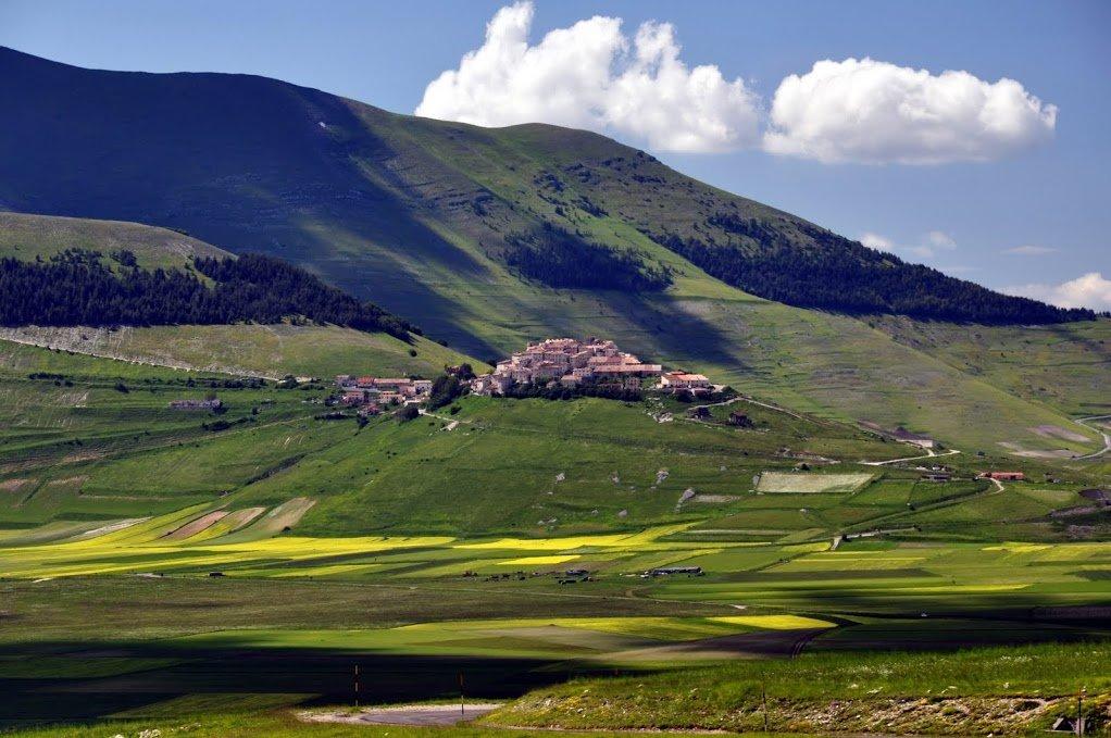 Castellucio di Norcia, Италия
