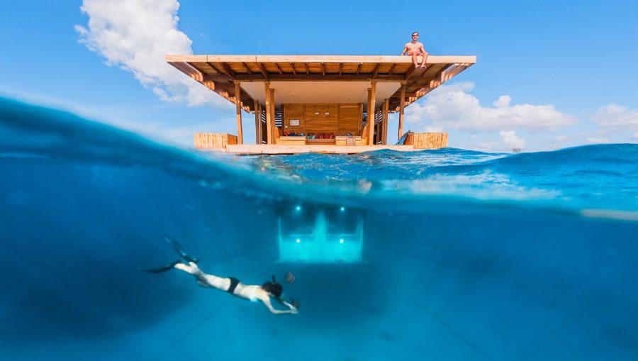 The Manta Resort, Занзибар