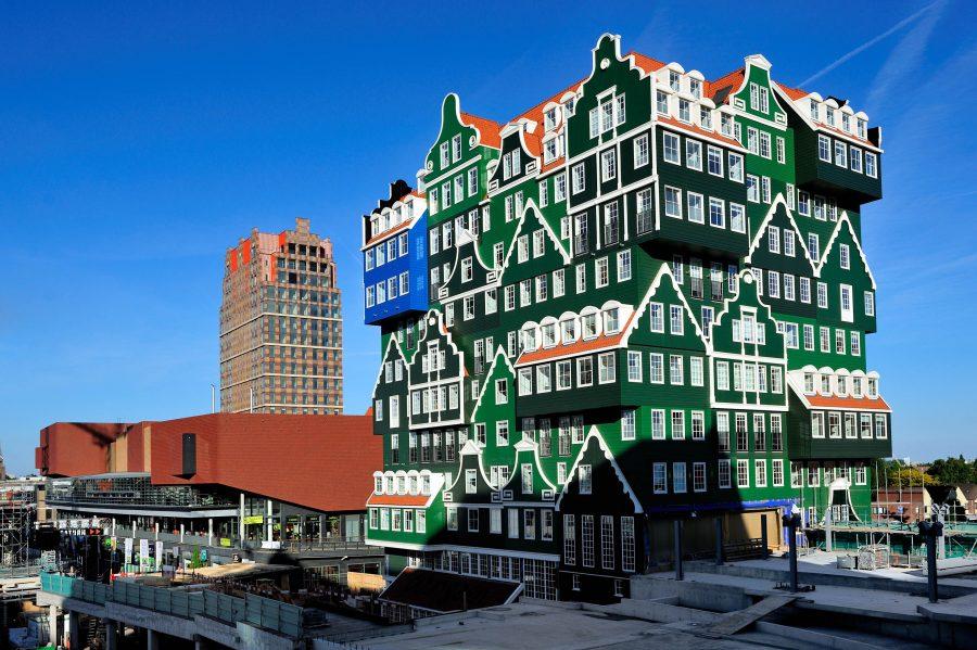 Zaandam Inntel Hotel, Нидерланды