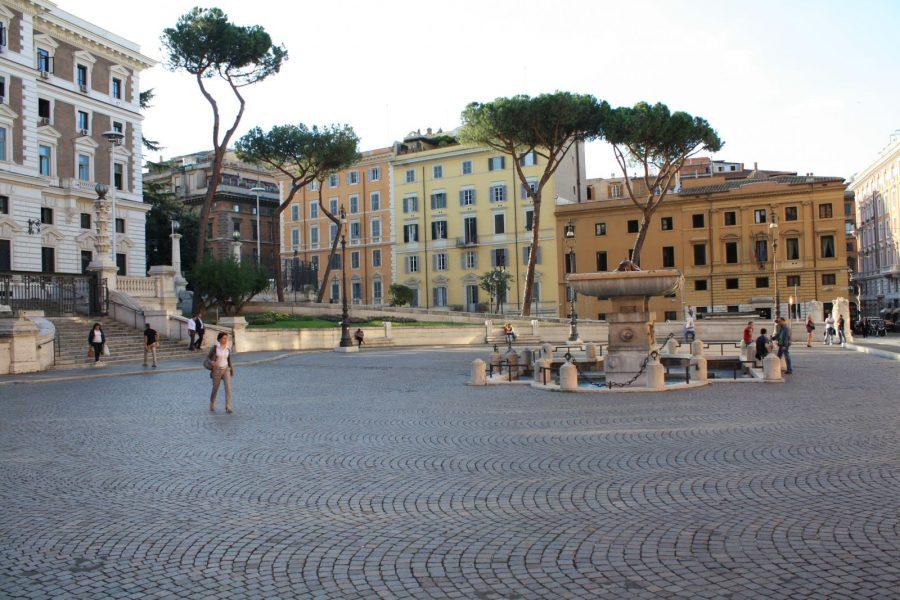 Рим опасный город для туристов