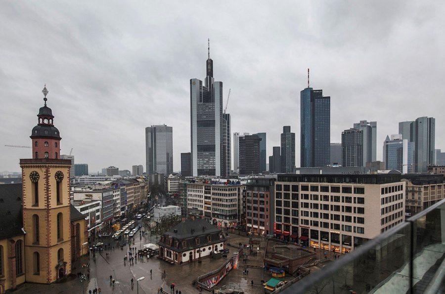 Франкфурт-на-Майне опасный город