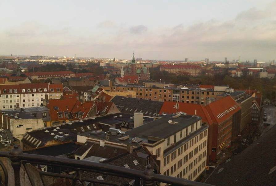 Копенгаген опасный город