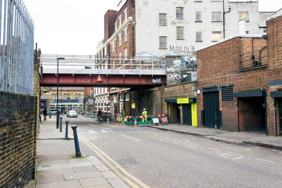 Лондон опасный город для туристов