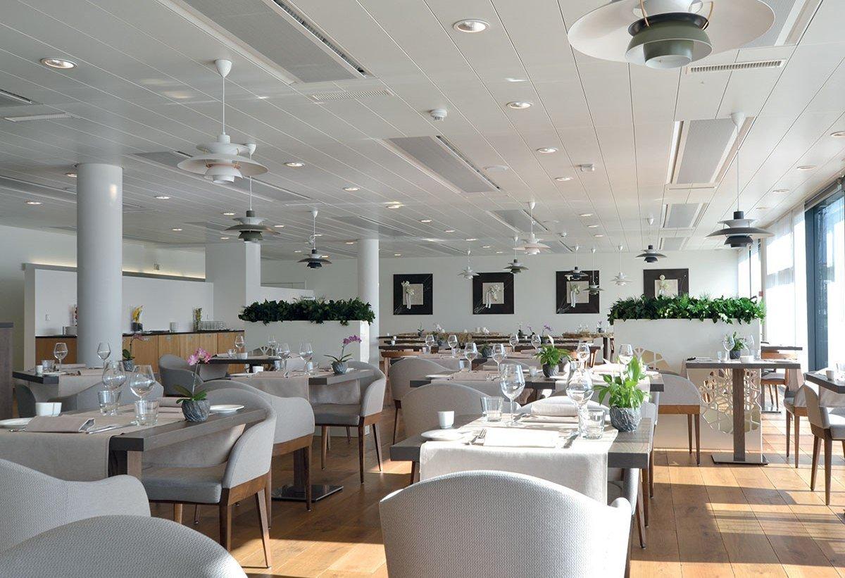 Restaurant Crissier, Швейцария