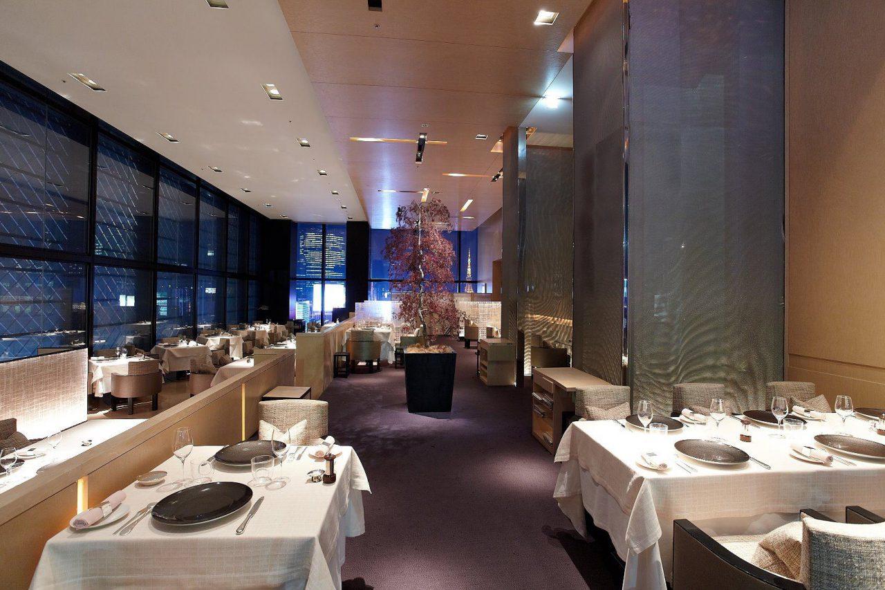 Дорогой ресторан Beige, Tokio