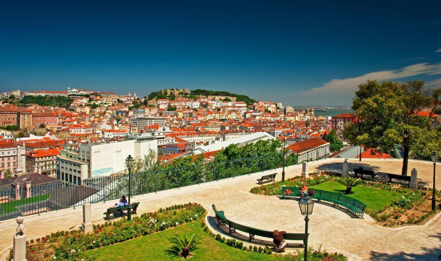 Лиссабон красивая столица