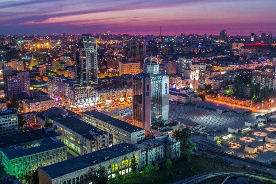 Киев красивая столица в мире