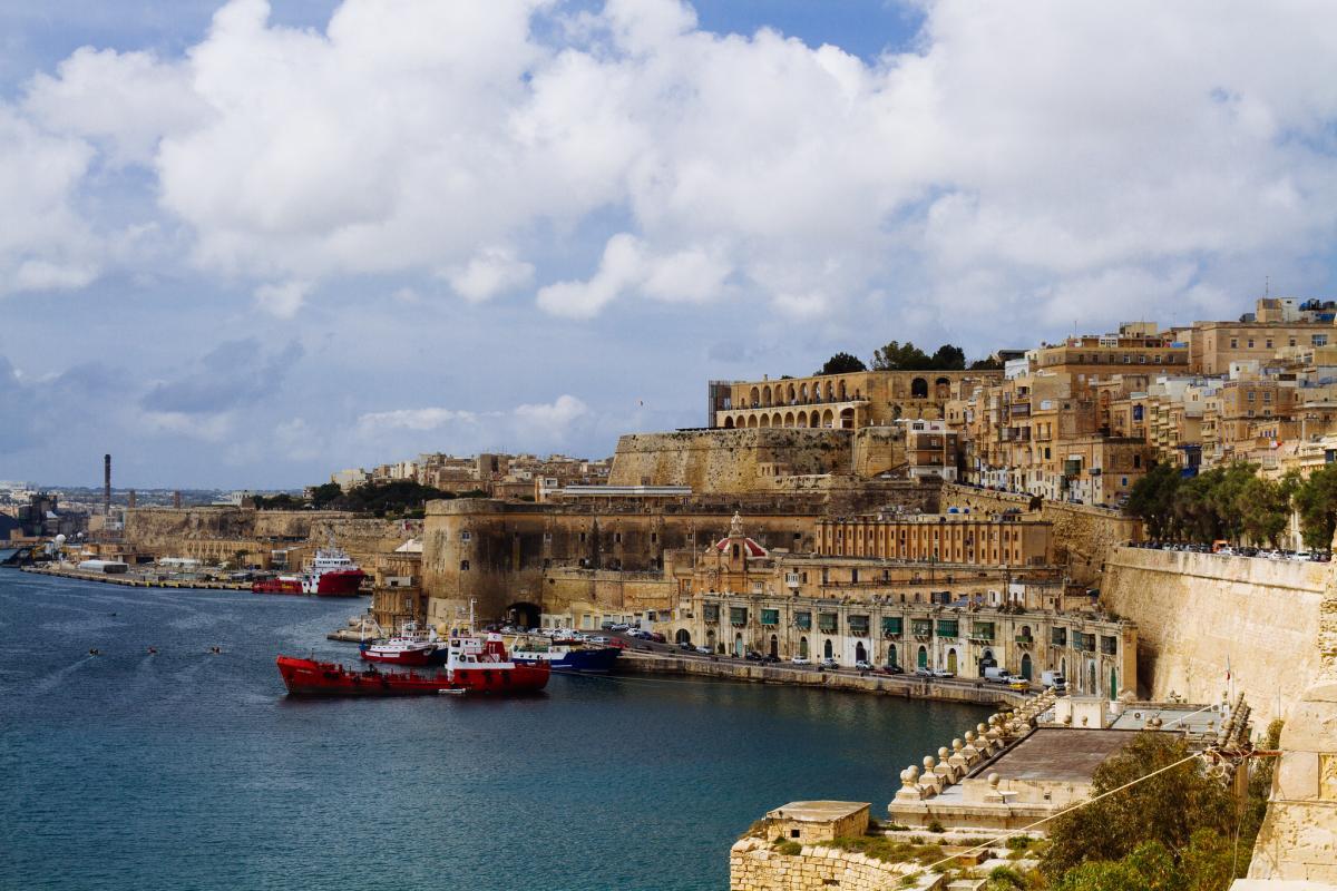 Мальта маленькая страна-остров