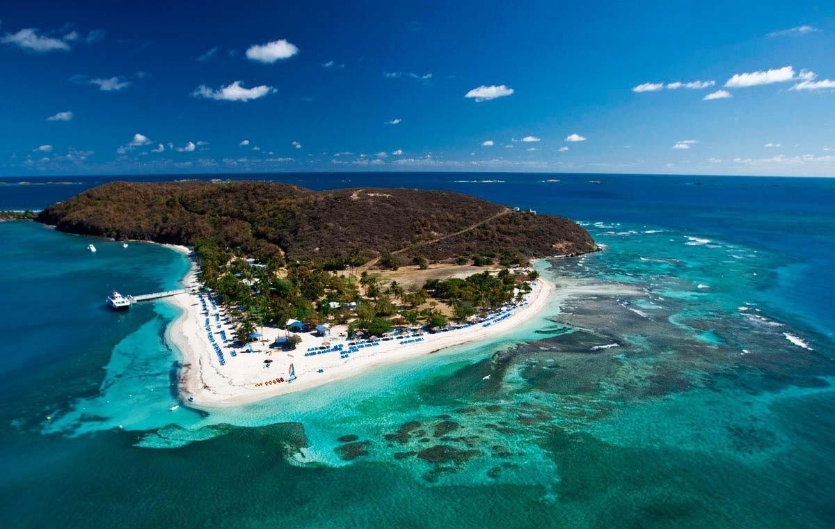 Острова-государства Карибского моря