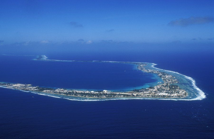 Небольшие Маршалловы острова