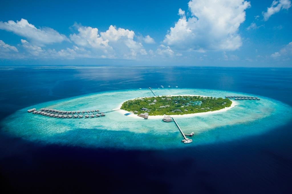 Мальдивы маленькая страна