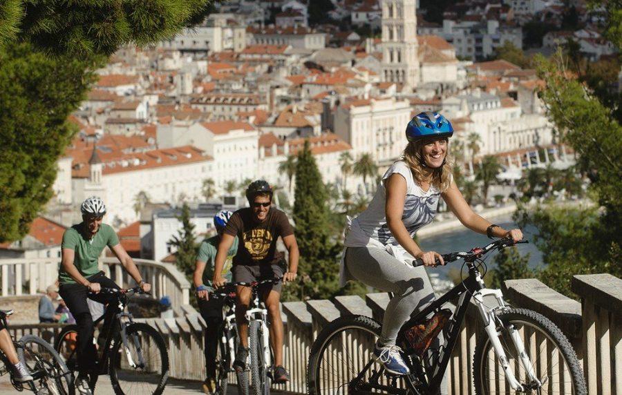 Велосипедный тур по Хорватии