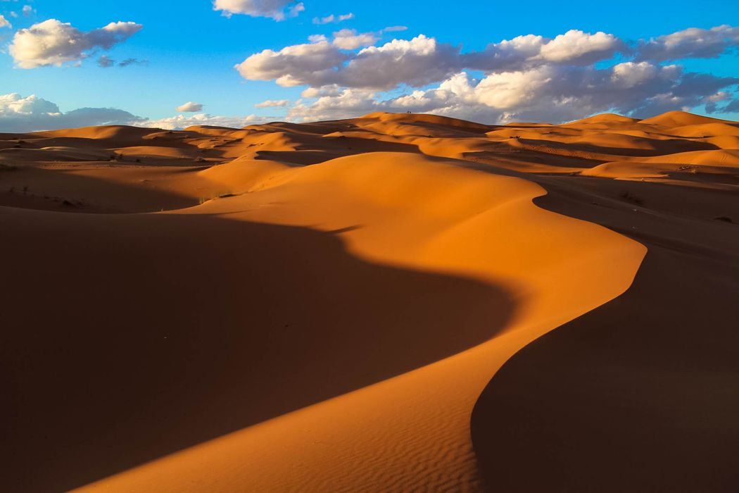 Пустыня Сахара не самая большая